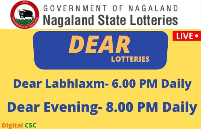 Nagaland-Live-Lottery-Result-Today