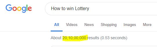how-to-win-lottery-google-search