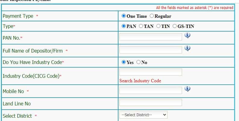 Odisha New Electricity Connection-application-form