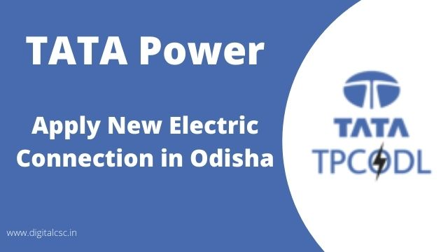 Odisha New Electric Connection