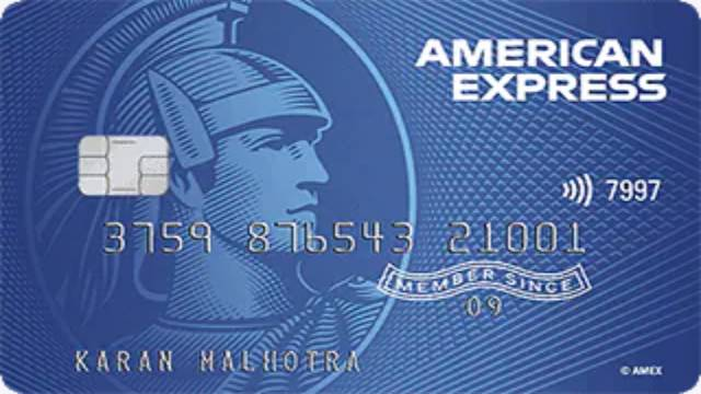 New American Express Free Credit Card